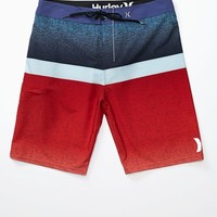 Hurley Phantom Blocked Flight Boardshorts - Mens Board Shorts