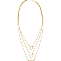 H&M Three-strand Necklace $7.95