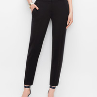 Relaxed Ankle Pants