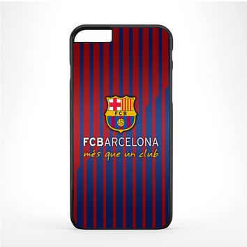 fc barcelona mes qu eun club Iphone 6 Plus | 6s Plus Case