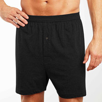 Stafford® Knit Cotton Boxer - JCPenney