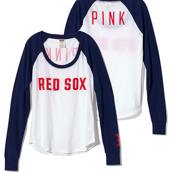 Boston Red Sox Long Sleeve Baseball Tee From Victoria 39 S