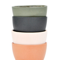 Stacking Pinch Bowl Set