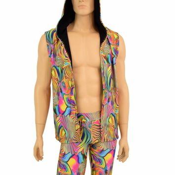 Men's Tropical Swirl Set
