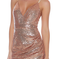 Sparkles Mini Dress
