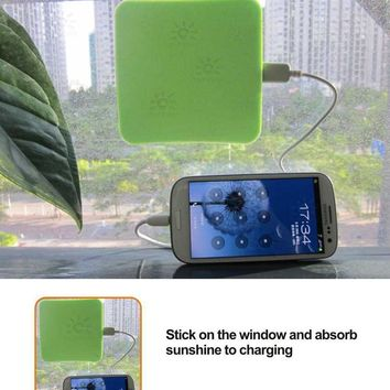 Solar Power Bank/Mobile Phone Charger