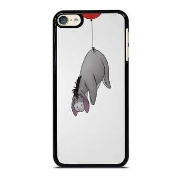 EEYORE DONKEY BALLOON iPod Touch 6 Case Cover