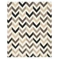 Safavieh Brindley Chevron Textured Wool Rug