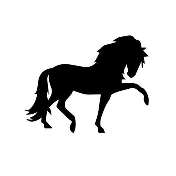 Horse - Car, Truck, Notebook, Vinyl Decal Sticker Any Corlor