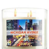 14.5 oz. 3-Wick Candle Michigan Avenue