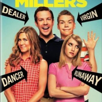 We're the Millers (DVD) (Eng/Fre/Spa) 2013