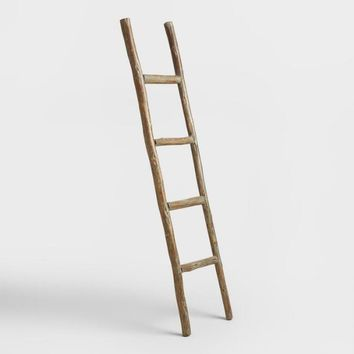 Decorative Eucalyptus Ladder