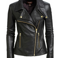 Danier : women : jackets & blazers : |leather women jackets & blazers 104030570|