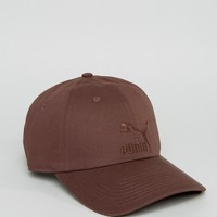 Puma Essentials Cap In Purple Exclusive To ASOS 02135710 at asos.com