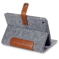 Cavalry Felt & Leather iPad Mini Folio Case by Covert