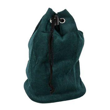 Chess Bag- Corduroy Drawstring bag for 34 Chess Pieces