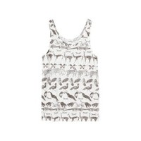 Sue singlet printed | View All | Monki.com