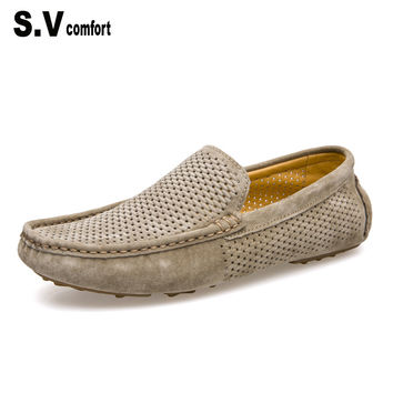 Men Casual Boat Shoes