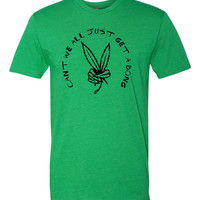 Peace through Weed Tshirt