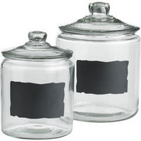 Pier 1 Imports - Product Details - Chalkboard Jars