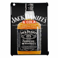 black jack daniels whiskey FOR IPAD AIR CASE**AP*