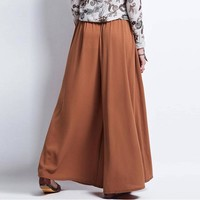 Hippie Wide Leg Trousers