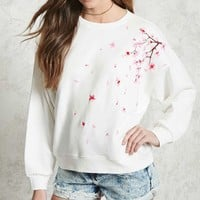 Cherry Tree Sweatshirt