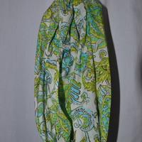 Amy Butler Voile Infinity Scarf