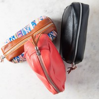 NEW! Leather Clutch for Essential Oils