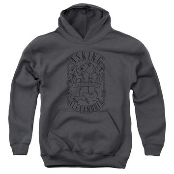 Asking Alexandria - The Finest Youth Pull Over Hoodie