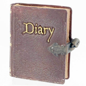 Dolls DIARY Polyresin Doll Accessory Secrets Lock 44418