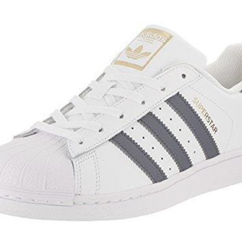 Adidas Kids Superstar Foundation Originals Casual Shoe