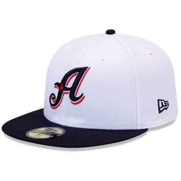 Reno Aces Authentic Alternate 1 Fitted Cap - MLB.com Shop