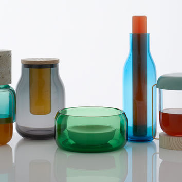 Preserves glass jars by Mathias Hahn