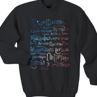 Expecto Patronum Harry Potter Sweatshirts Unisex Sweater Unisex Sweatshirt Unisex Adult Sweater