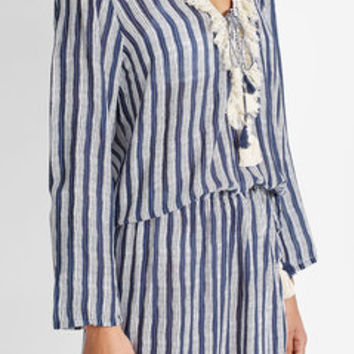 Fringe Tunic - Cool Change | WOMEN | US STYLEBOP.COM