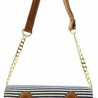Nautical Cross Body Bag