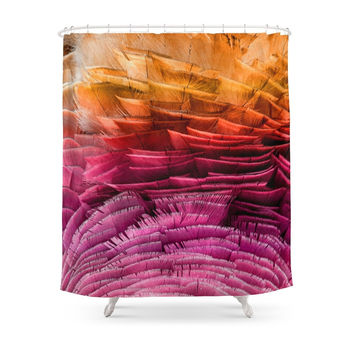 Society6 RUFFLED Shower Curtains