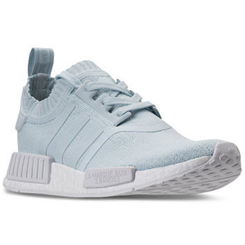 adidas Women's NMD R1 Primeknit Casual Sneakers from Finish Line | macys.com