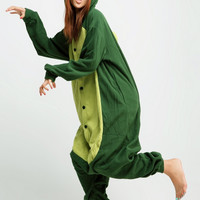 Dinosaur Animal Adult Kigurumi Onesuit 恐龍
