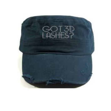 Got 3D Lashes Cadet Style Hat