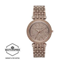 ONETOW Michael Kors Ladies' Darci Rose Gold Tone Watch MK3780