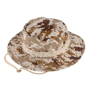 DCCKN4D Military Camouflage Hat