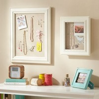 Vintage Frame Jewelry Storage
