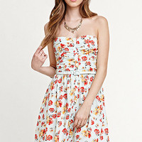 Kirra Tube Shirred Dress at PacSun.com