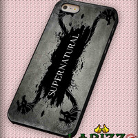 "Supernatural 2 for iPhone 4/4s, iPhone 5/5S/5C/6/6+, Samsung S3/S4/S5, Samsung Note 3/4 Case ""007"""