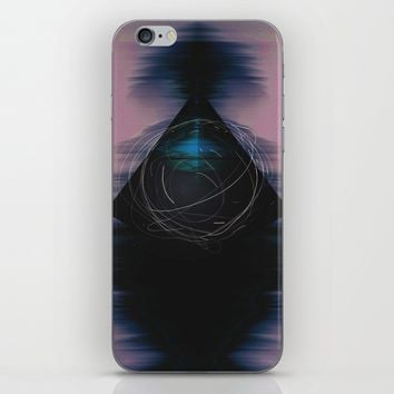 Energy Influx iPhone & iPod Skin by Ducky B