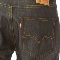 The 508 Regular Taper Fit Jeans in Rigid Envy