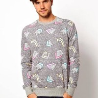 Primark | Primark Sweat with 90's Print at ASOS