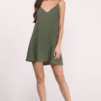 Jo Satin Slip Dress